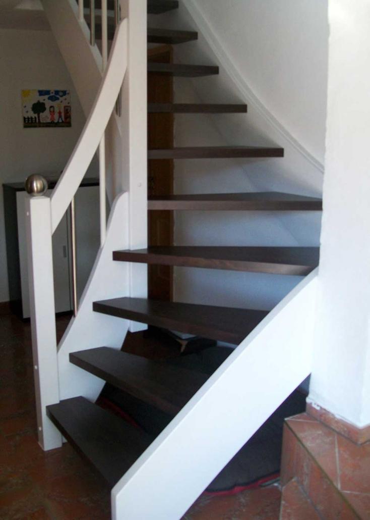 Treppe in Magdeburg